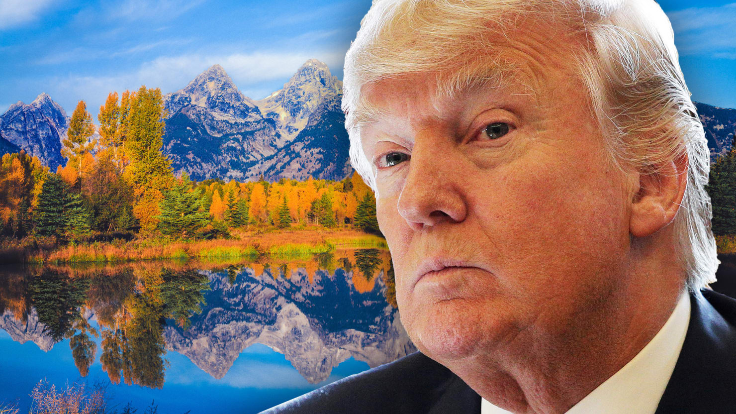 How Trump's Attacks on Our Public Lands Might Backfire