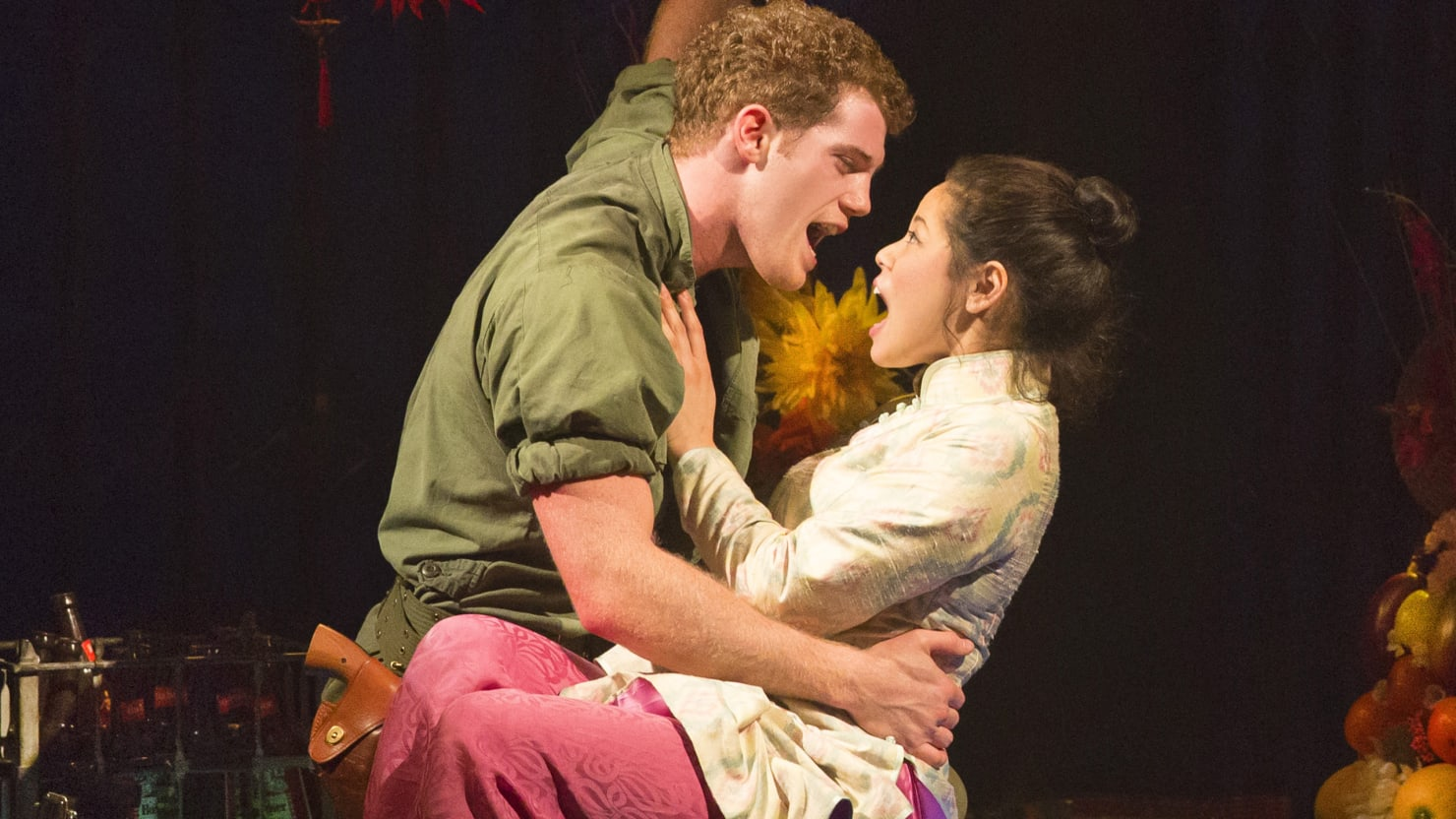 Sexism Race And The Mess Of Miss Saigon On Broadway