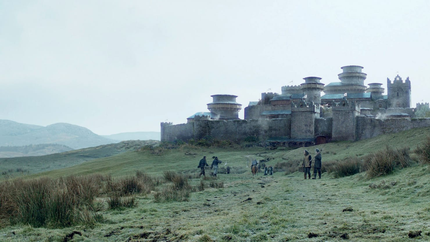 Northern Ireland Enjoys the 'Game of Thrones' Effect