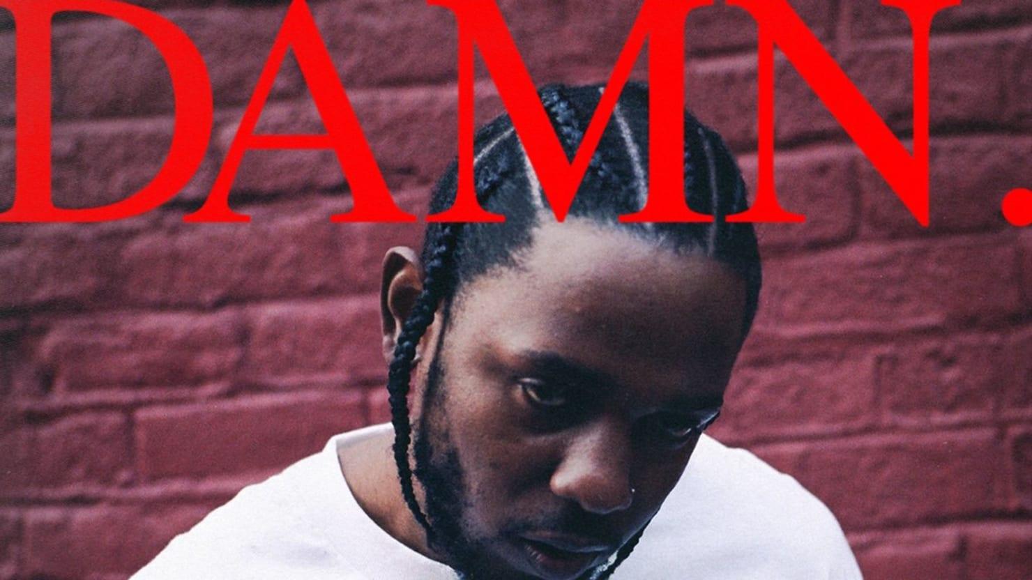 Kendrick Lamar Battles Trumpism, Fox News and Himself on New Album 'DAMN.'