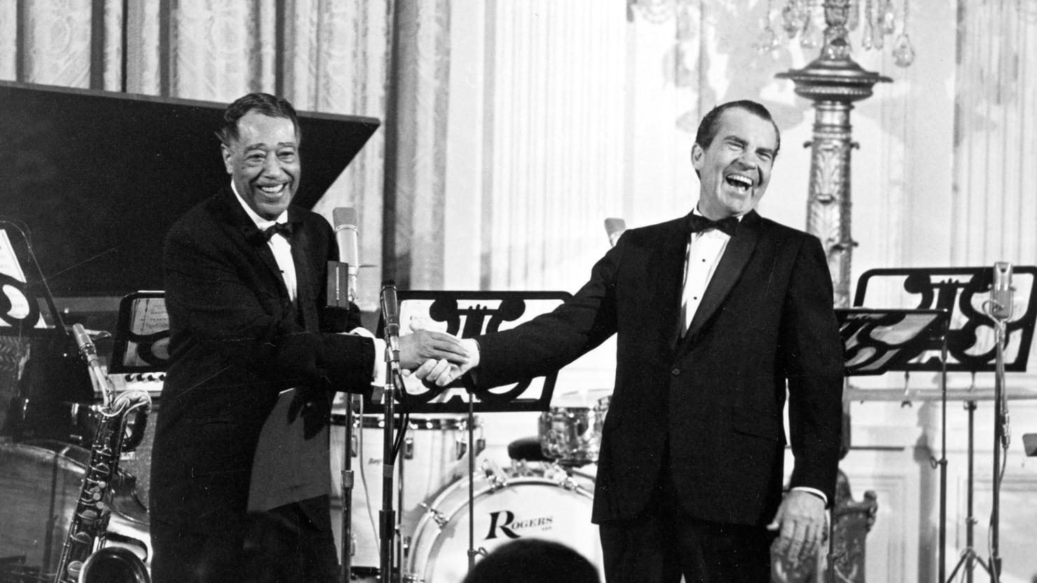 How I've Learned to Appreciate Nixon