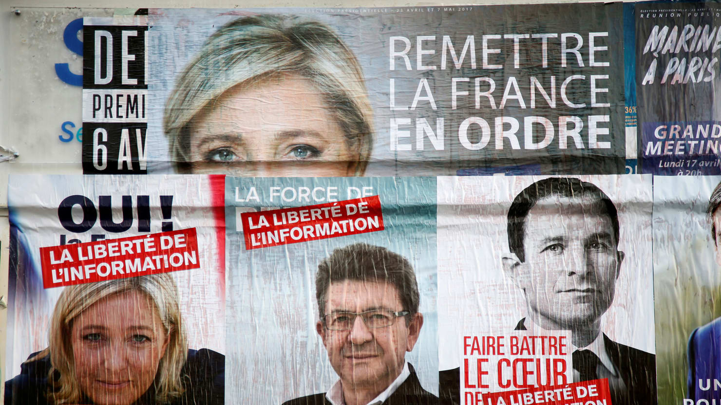 The Insane French Elections That Could F*ck Us All