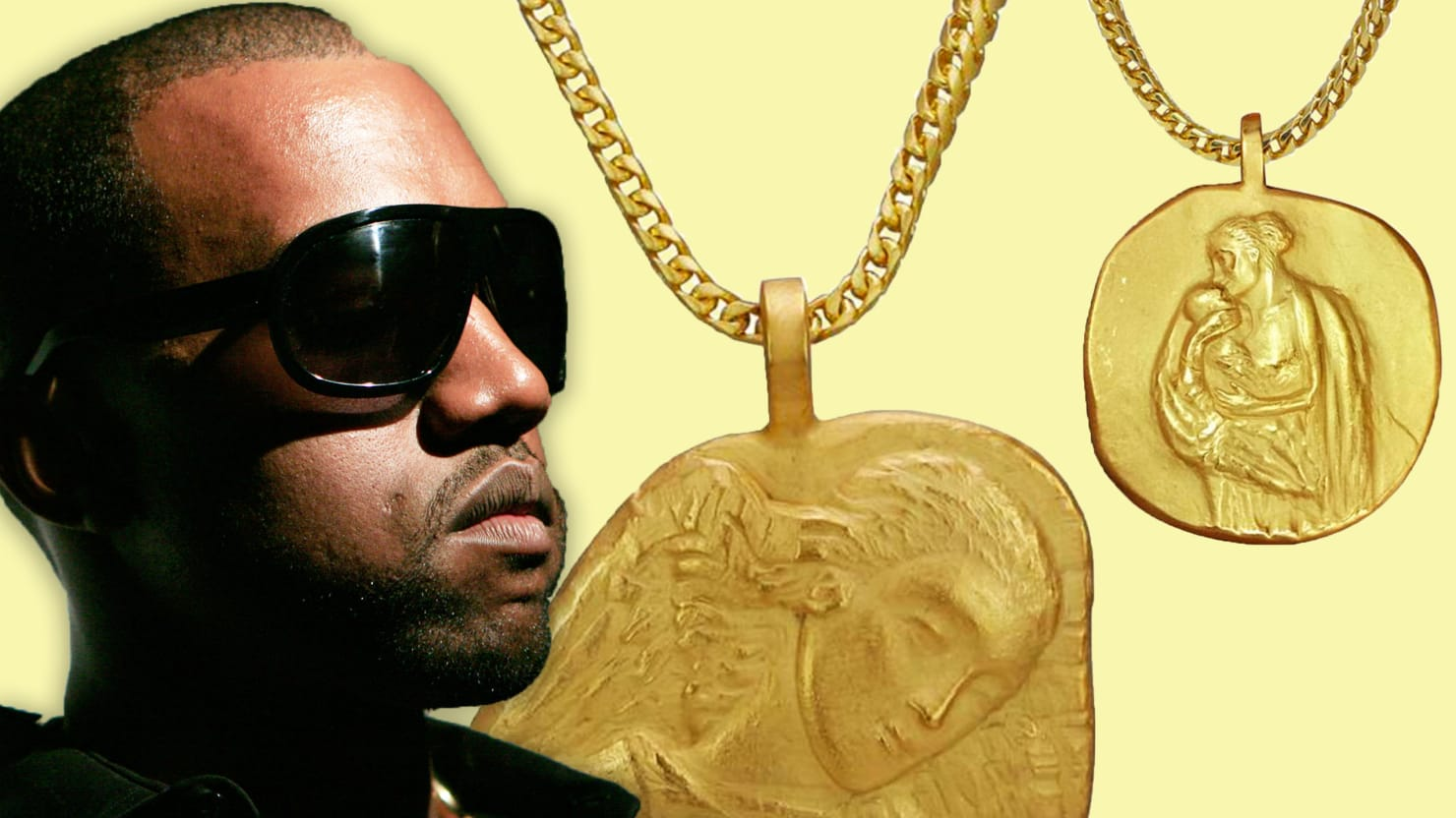 And Now Kanye Wests A Jewelry Designer