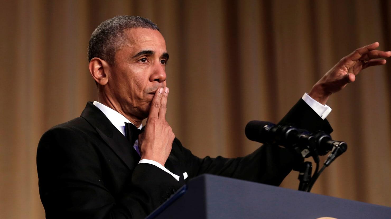 The Best White House Correspondents Dinner Jokes Of All Time