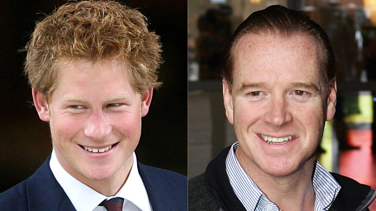 report prince harry definitely not james hewitt s son according to dna test report prince harry definitely not