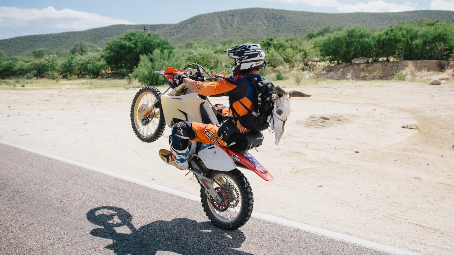 Retracing the Notorious Baja 1000