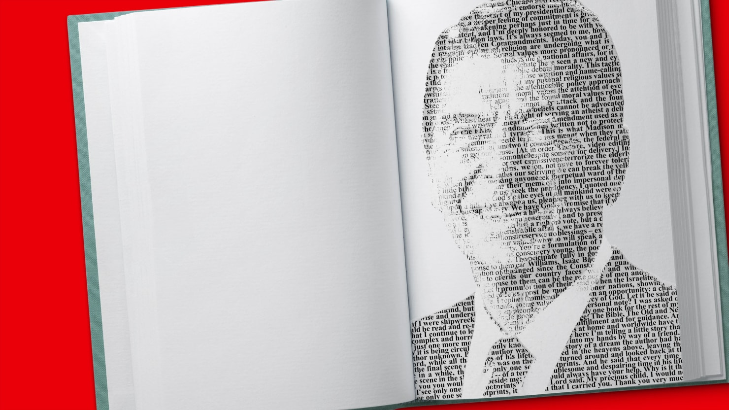 Here's the Problem With the Party of Reagan: No Reagan