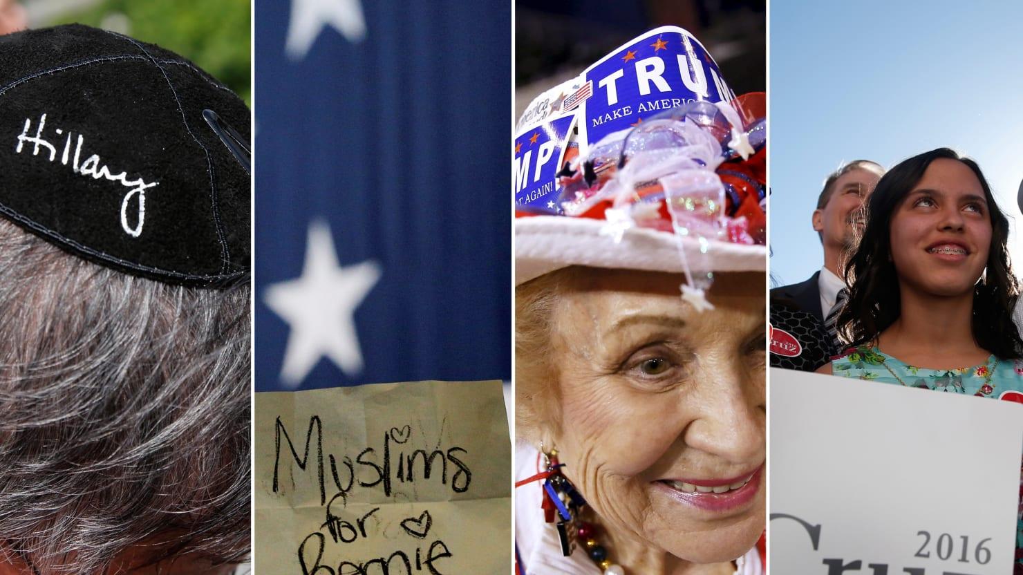 The Year Identity Politics Failed