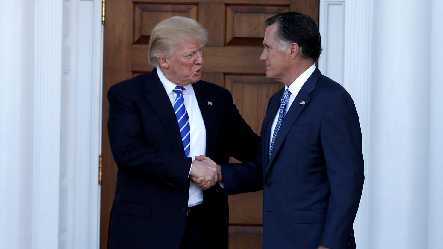 Mitt Romney: War with Iran 'Just Not Going to Happen'