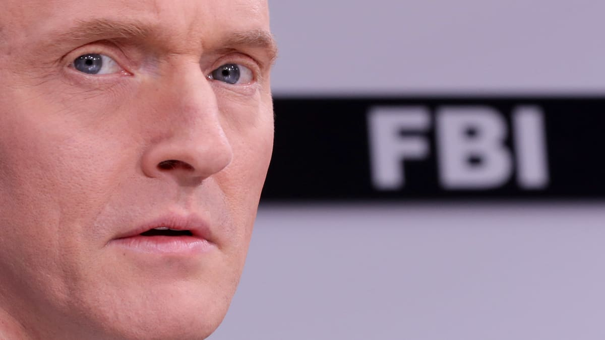 FBI Official Investigated Over Allegedly Altered Document Related to Carter Page FISA Warrant: CNN