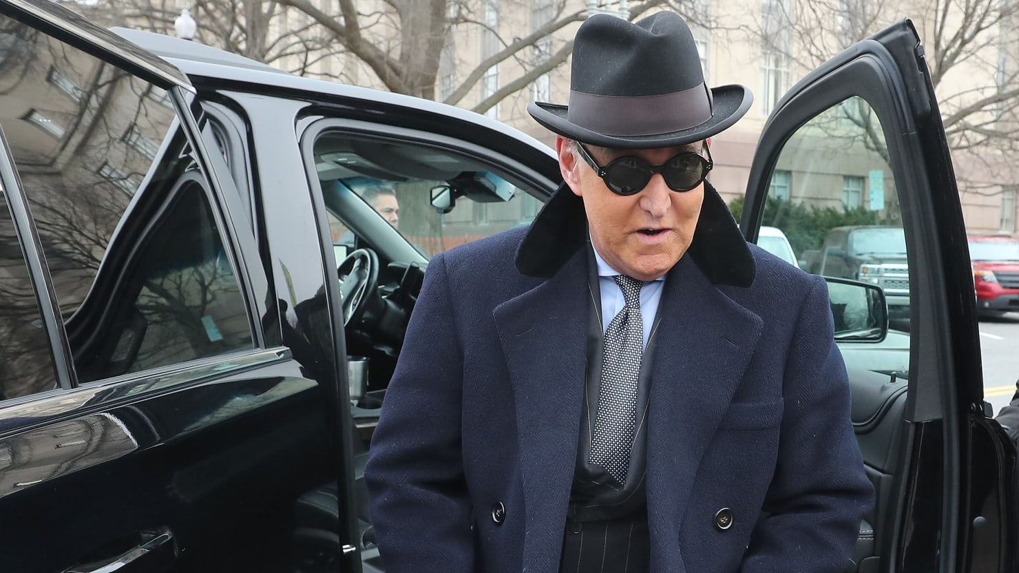 Judge Denies Roger Stone's Bid to Disqualify Her, Dismisses It as a PR Stunt