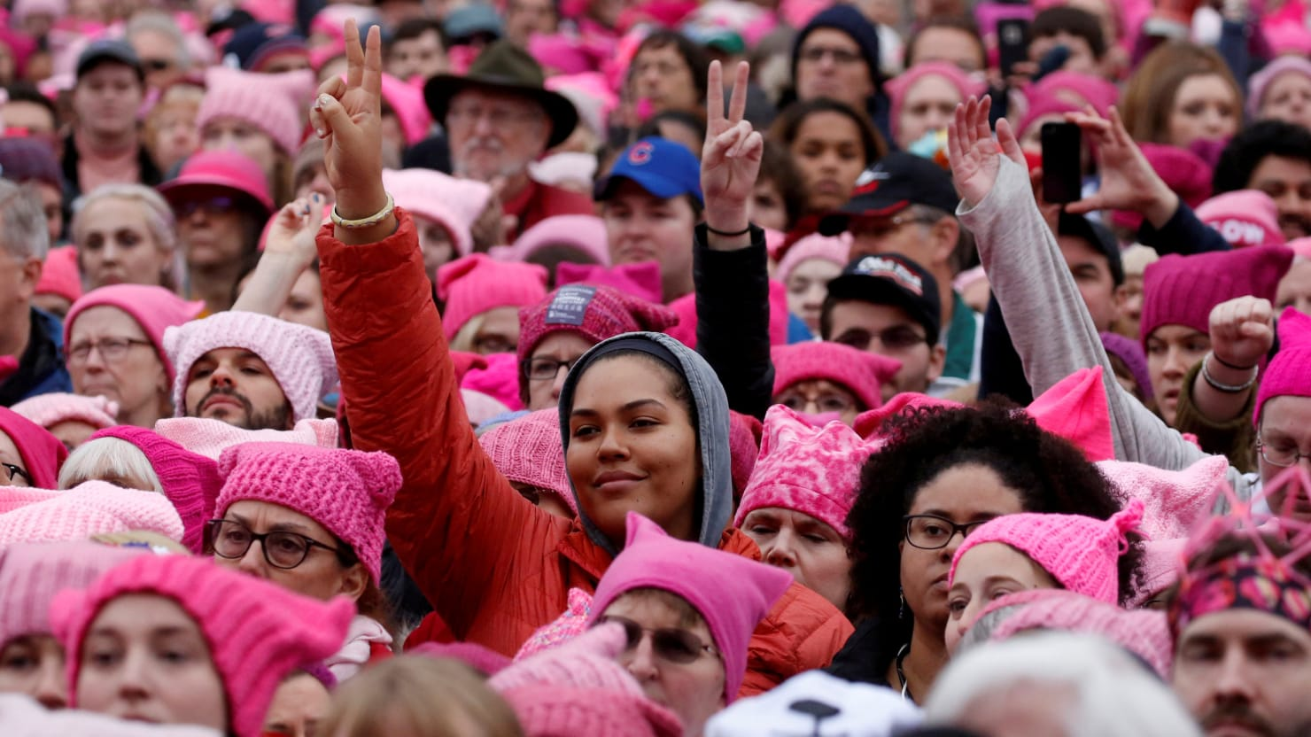 The Second Womens March Will Take Place On Jan  Plus A Kickoff Event In Las Vegas Nevada On Sunday Jan