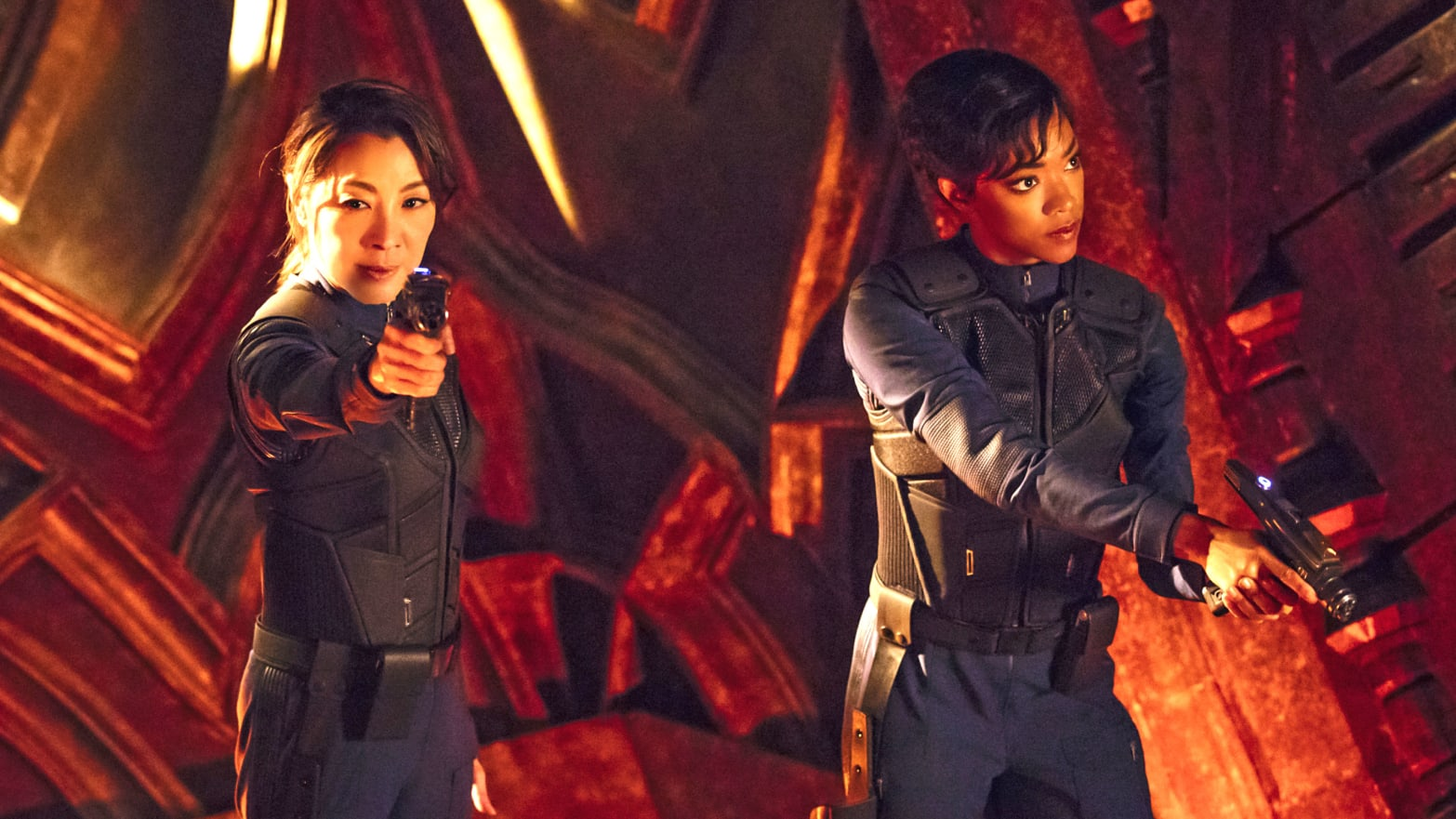 'Star Trek: Discovery' Boldly Goes Where No TV Series Has ...