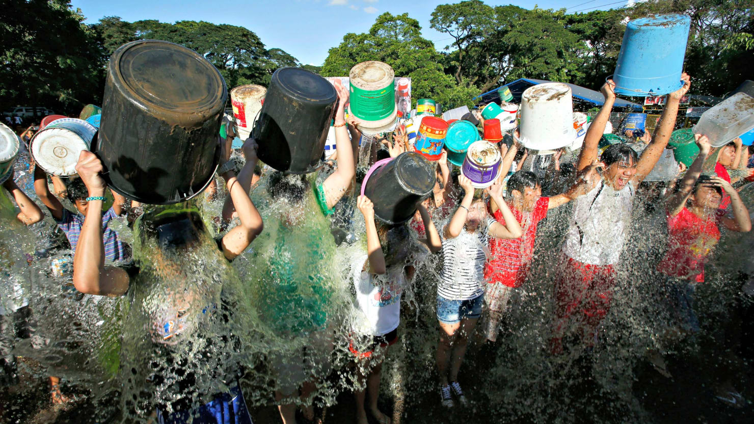 ice bucket challenge leads to als gene discovery the daily beast
