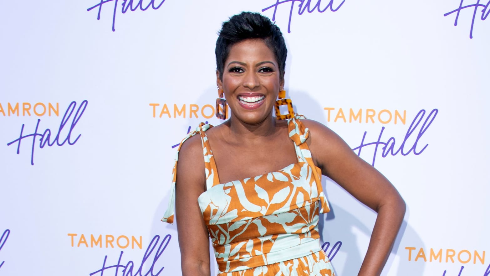 Tamron Hall: NBC Fired Me, Even if They Call It 'Demoted'