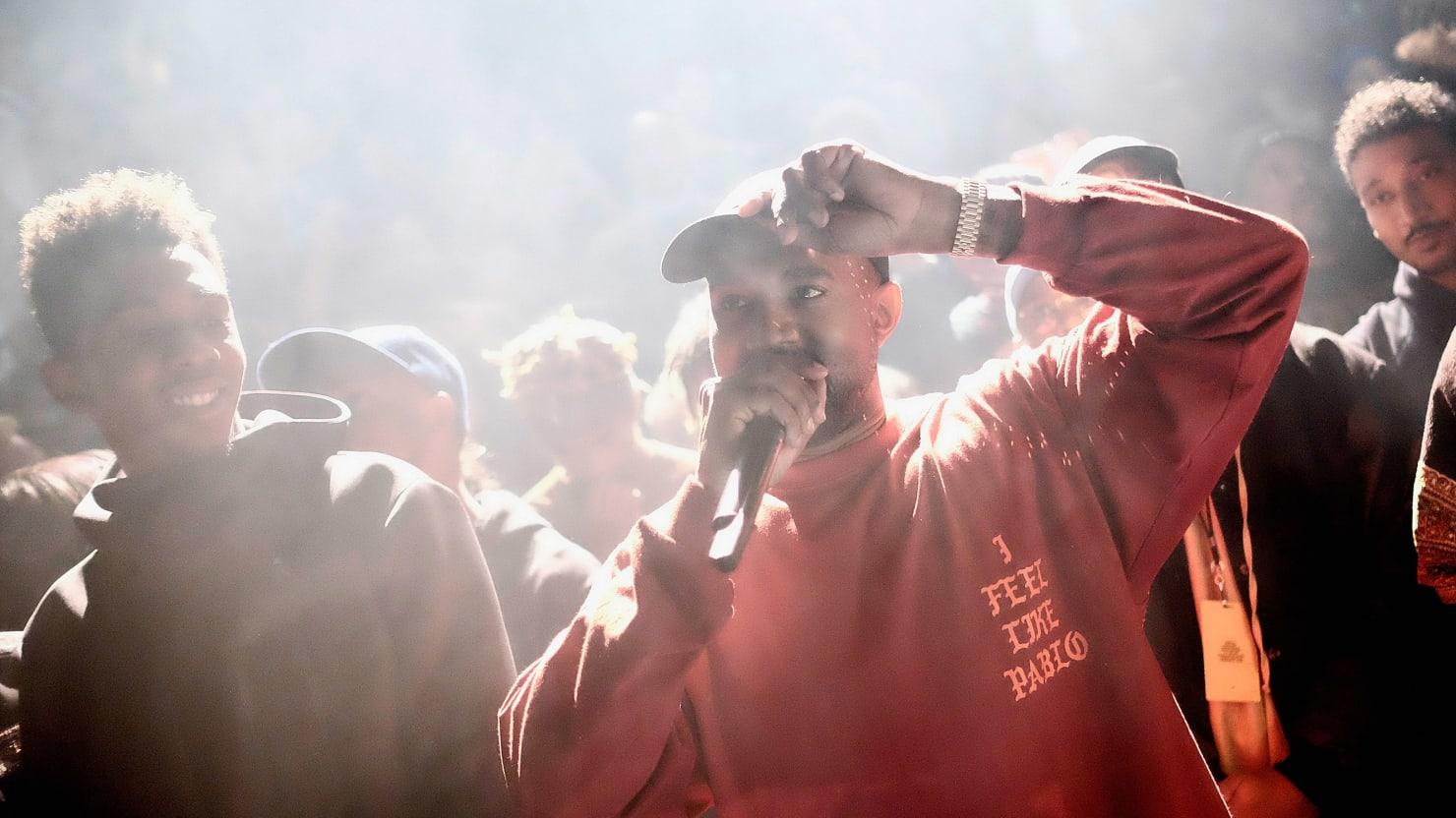Kanye West's Full Frontal Assault on Fashion