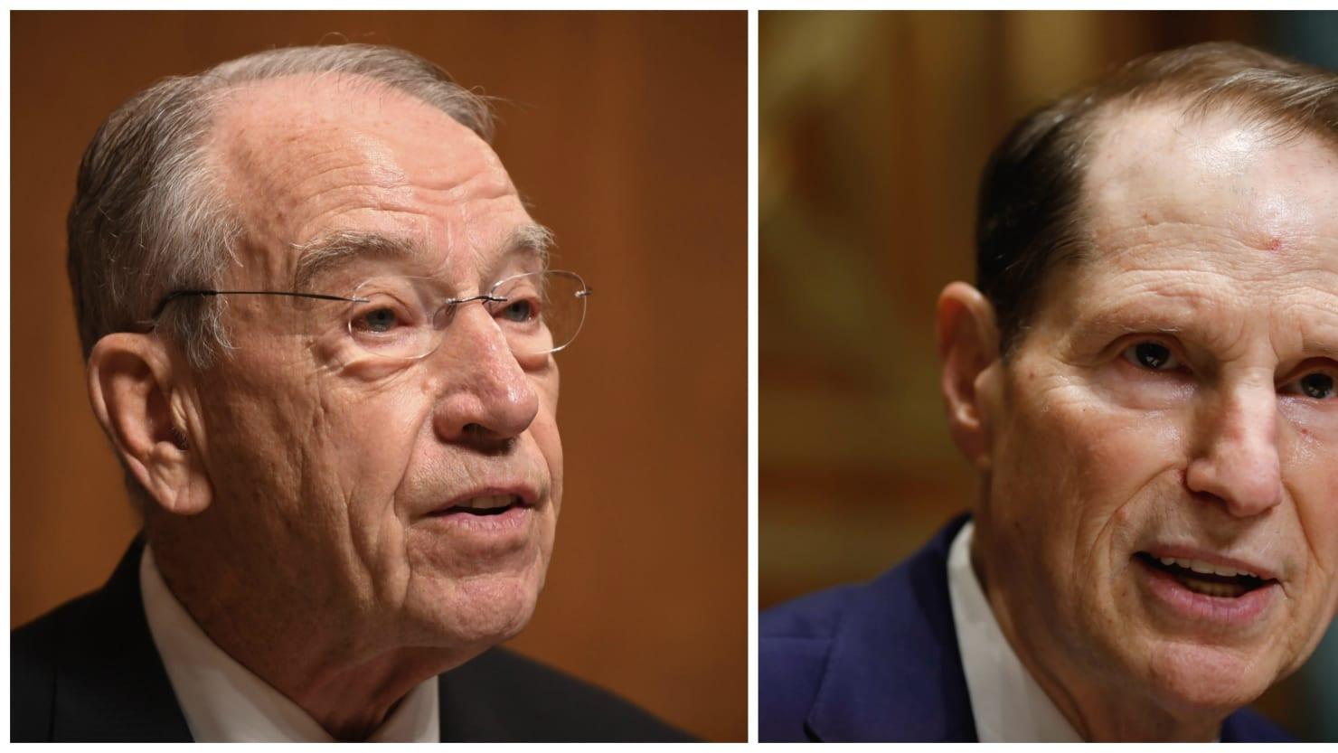 Top Democrat Asks FBI to Refuse to Cooperate With GOP Senators' Ukraine Investigation