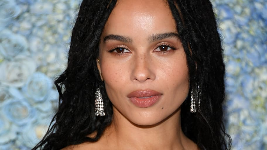 Zoe Kravitz Tapped to Play Catwoman in 'The Batman'