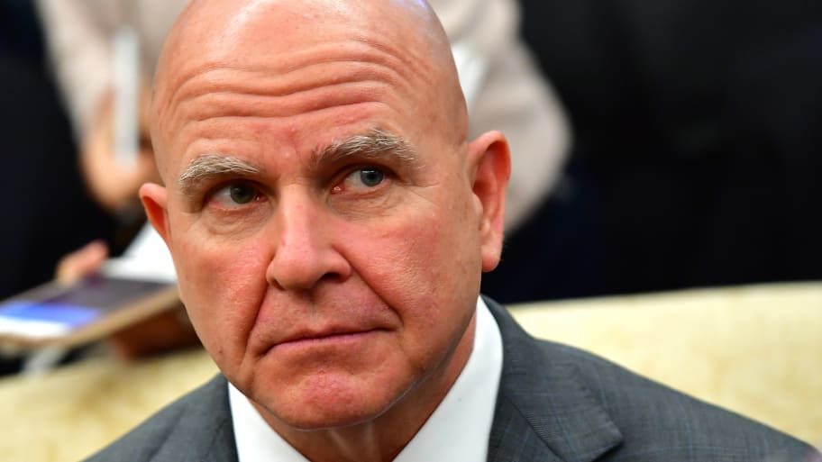 Trump Called H.R. McMaster to Say He Missed Him Amid Frustrations With Bolton: Report