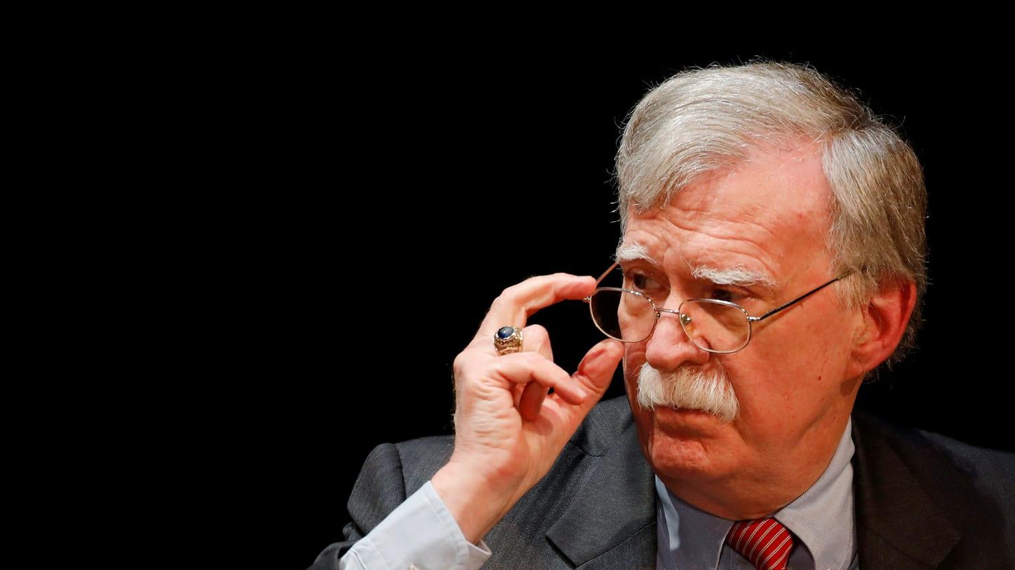 Photo of White House: 'Treasonous' John Bolton Has 'Betrayed his Country' | The Daily Beast