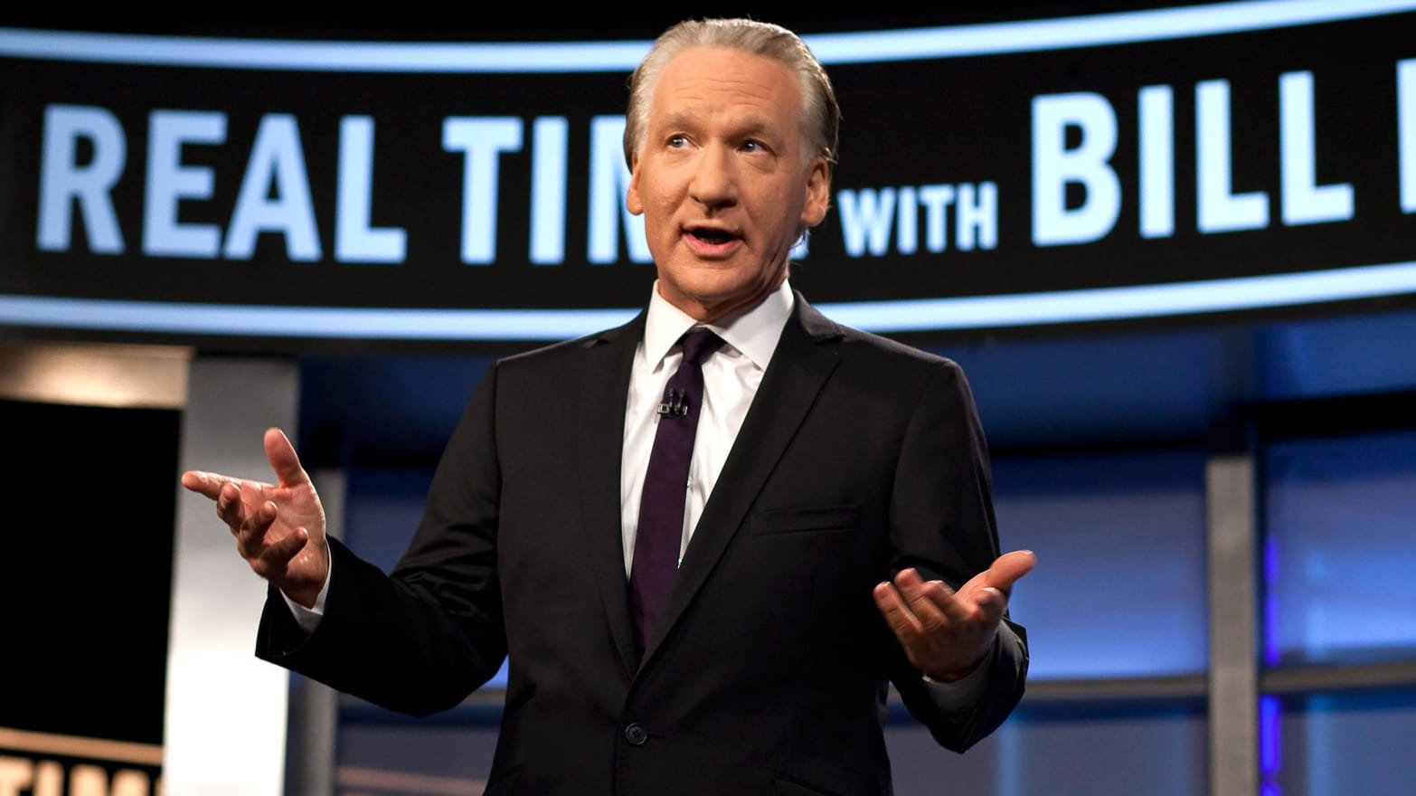 Bill Maher Goes After Trump for His Petty John McCain Insults