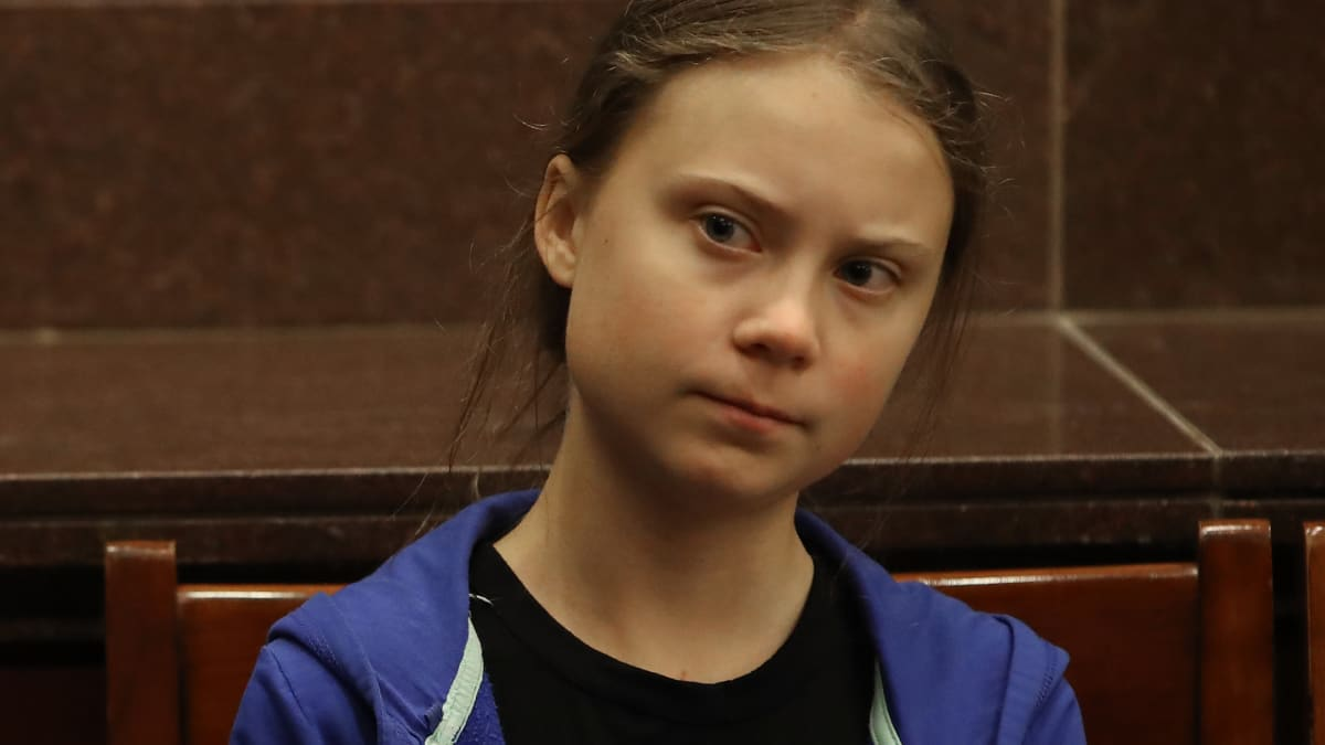 Climate Activist Greta Thunberg's 8-Sentence Testimony to Congress: 'Listen to the Scientists'