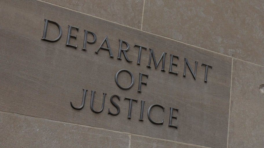 Justice Department Sent White Nationalist Blog Post to
