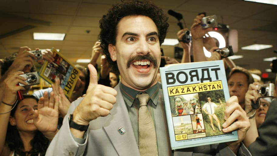 68beb4aa5c671 Sacha Baron Cohen Offers to Pay Fines of Tourists Who Wore  Mankinis
