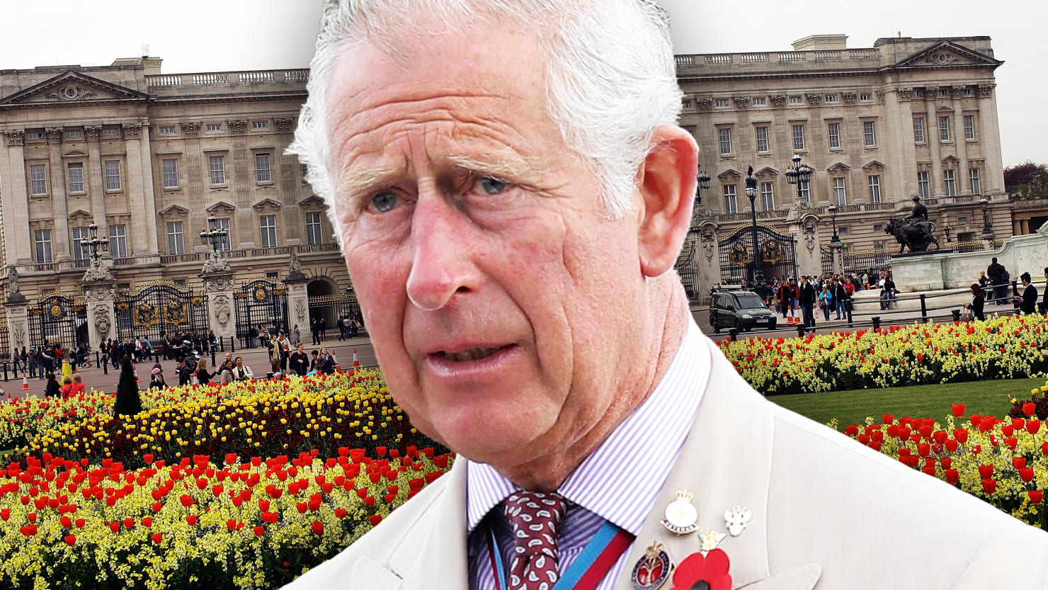 Why Prince CHarles Thinks Buckingham Palace Is a Dump