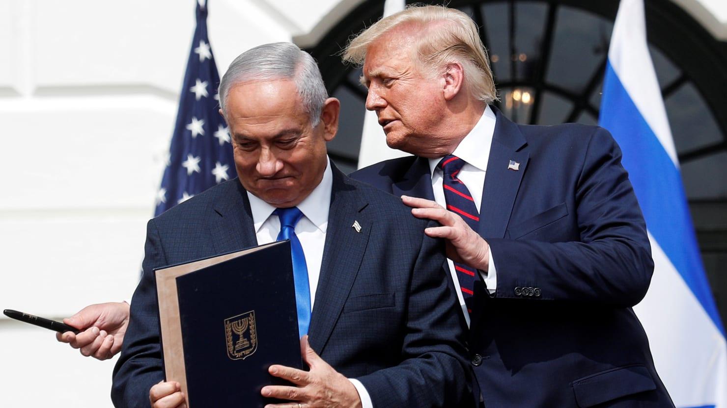 Trump Grants Bibi's Wish for Pardon of Israeli Who Spied on America