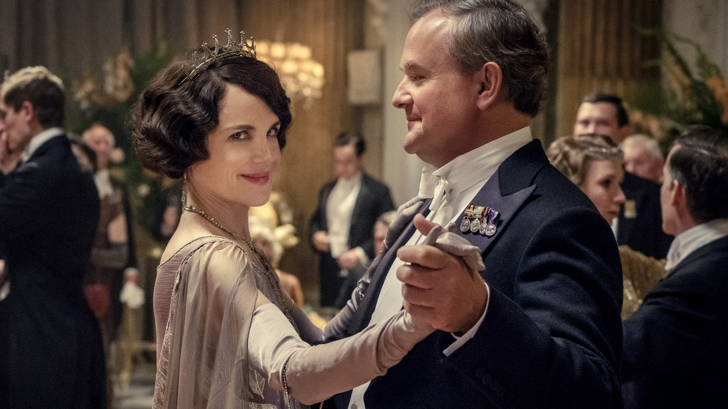 Why We Need the 'Downton Abbey' Movie, an 'Oasis' From the 'Relentless Anger' of Life