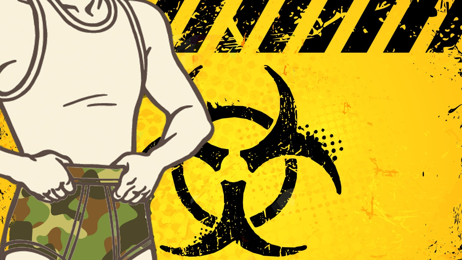 The Army's Anthrax-Eating Underwear