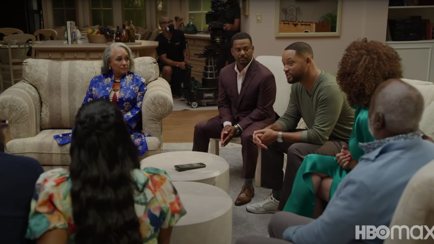 Janet Hubert Confronts Will Smith in Emotional 'Fresh Prince of Bel-Air' Reunion
