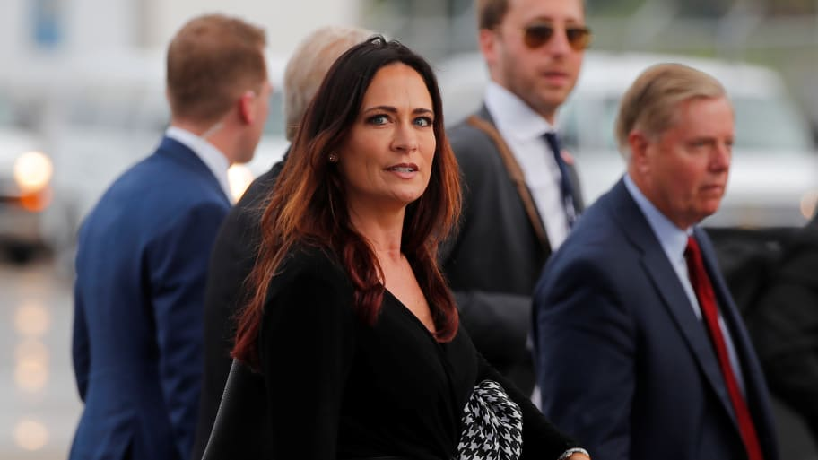 Stephanie Grisham: White House Press Secretary Bruised in Scuffle With North Korean Security