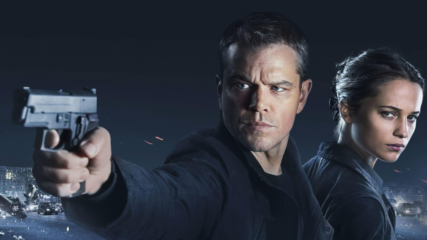 Movies about Bourne - a franchise about the CIA super agent
