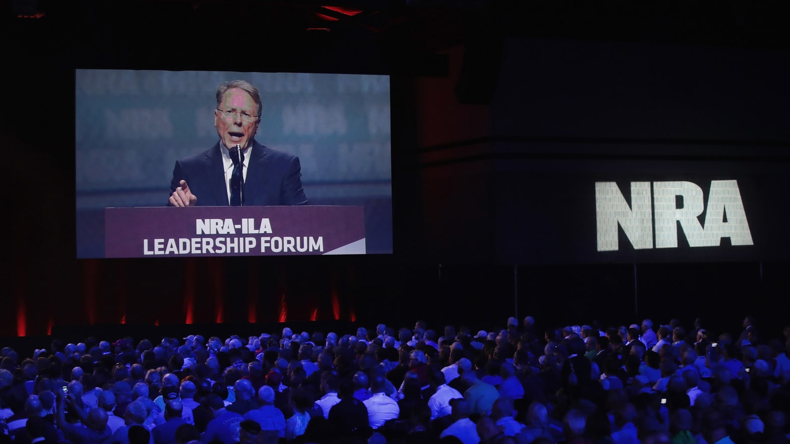 Ackerman McQueen Laid Off 50 People After Split From NRA: Lawyer