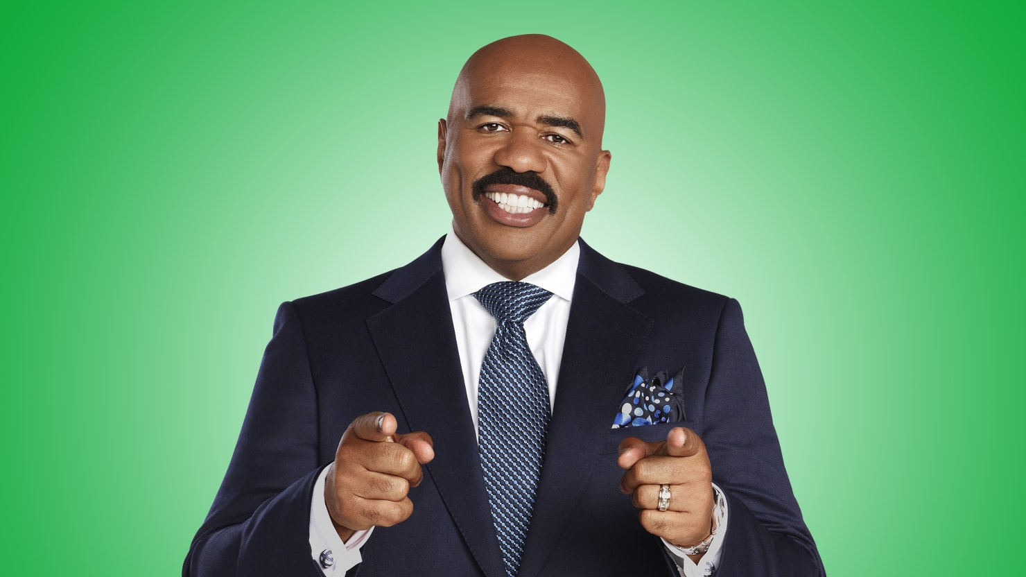 steve harvey if donald trump becomes president then i m running