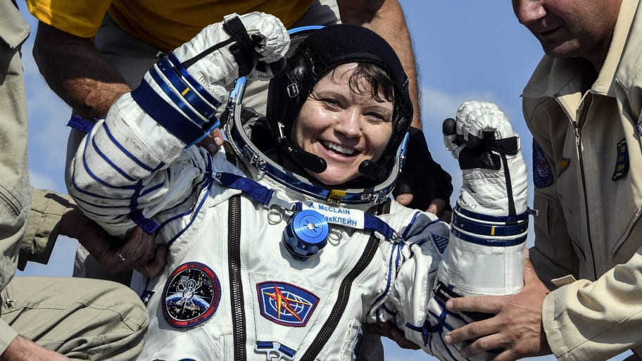 Astronaut Accessed Estranged Spouse's Bank Account from International Space Station