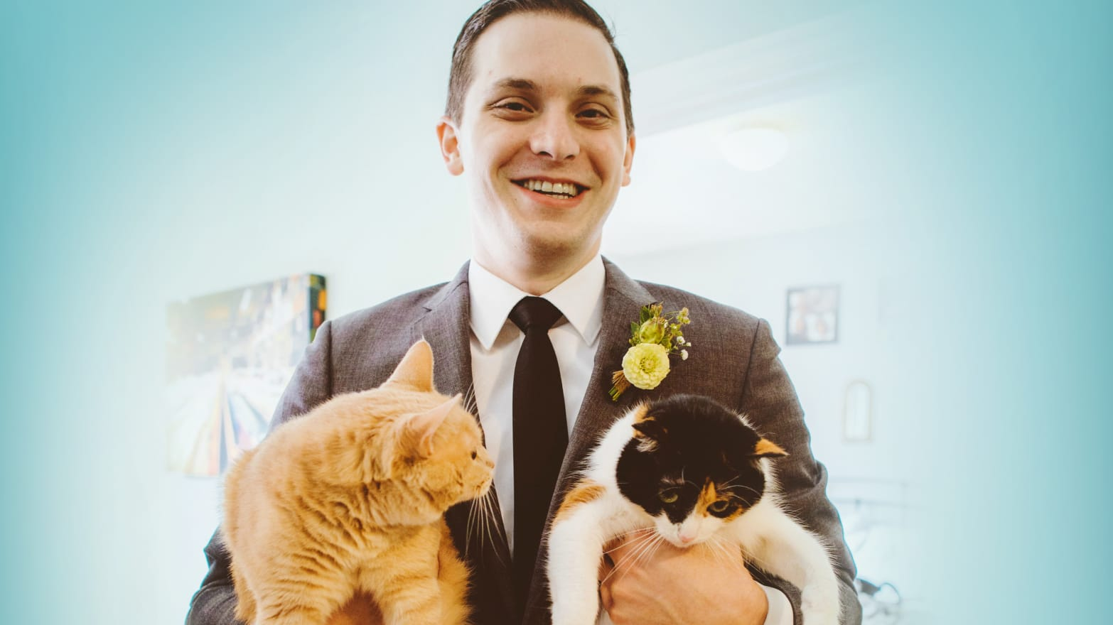 Saying Goodbye to Ernest, the Cat Who Saved My Life