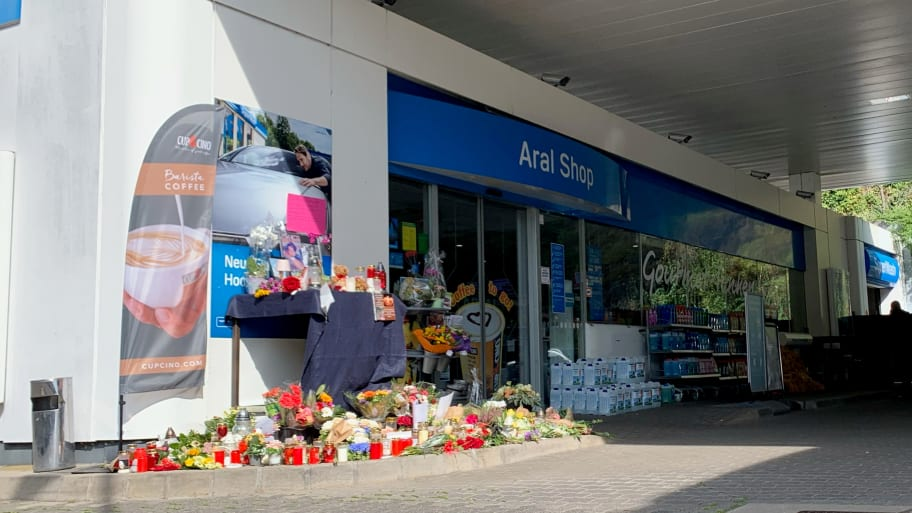 Germans Shocked After 20-Year-Old Gas Station Clerk Is Shot in Head After Asking Customer to Mask Up