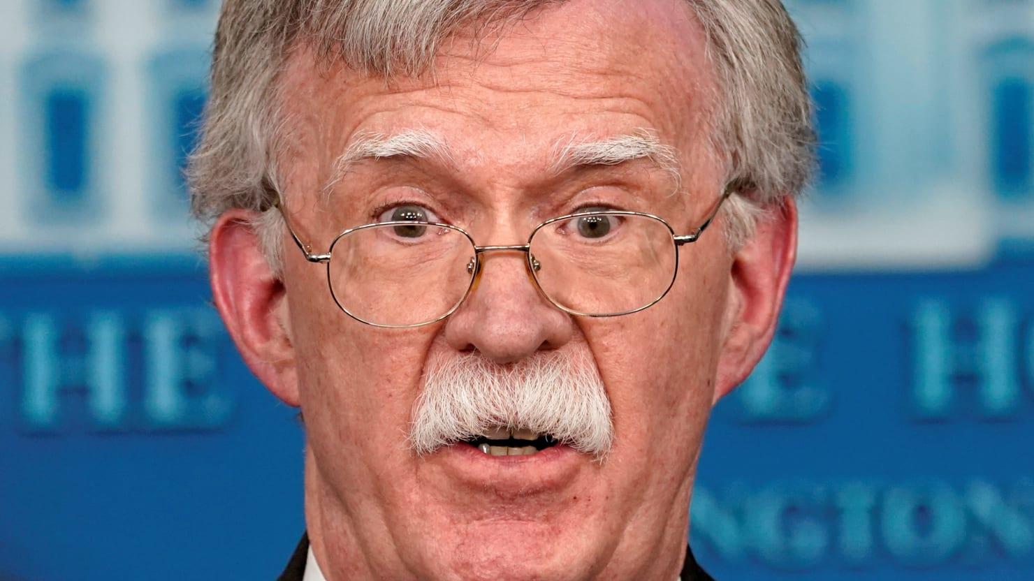 North Korea Hits Out At 'Defective Human Product' John Bolton