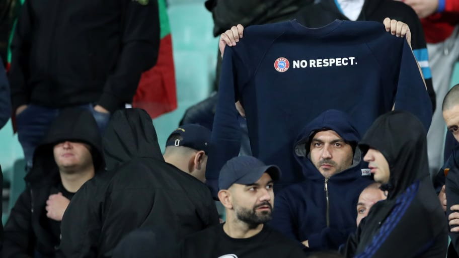 Bulgaria Soccer Chief Resigns After Shocking Crowd Racism Against Black English Players