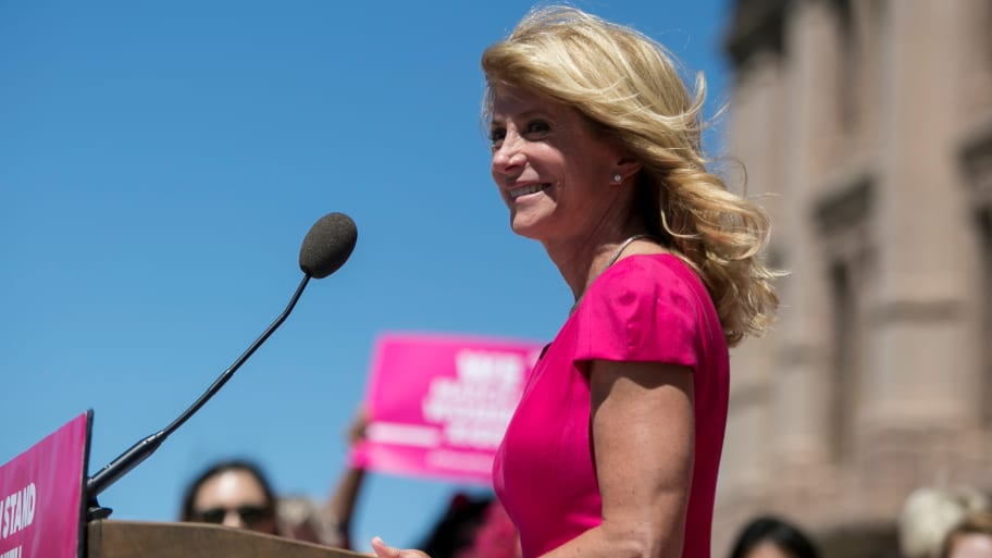 Wendy Davis Announces Campaign for Congress, Will Challenge Texas U.S. Rep. Chip Roy