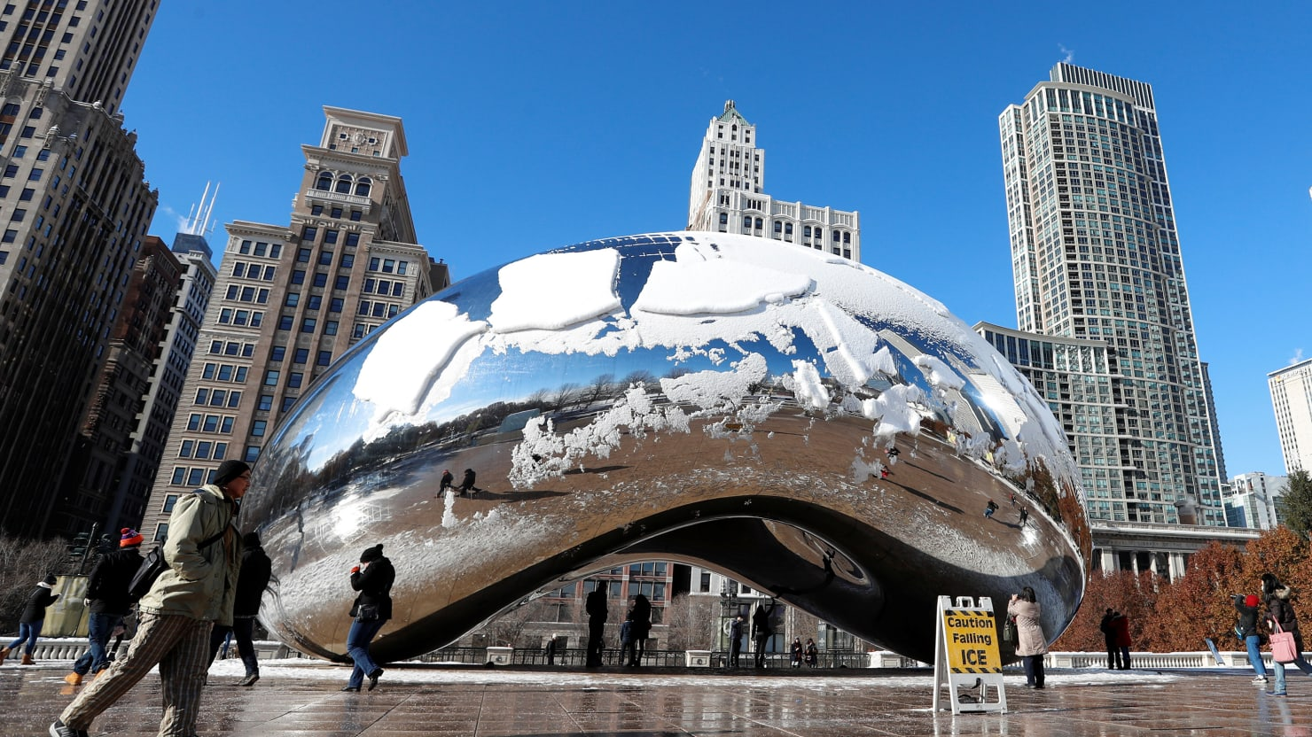 Wheaton College Students Sue Chicago for Banning Them From Evangelizing at The Bean