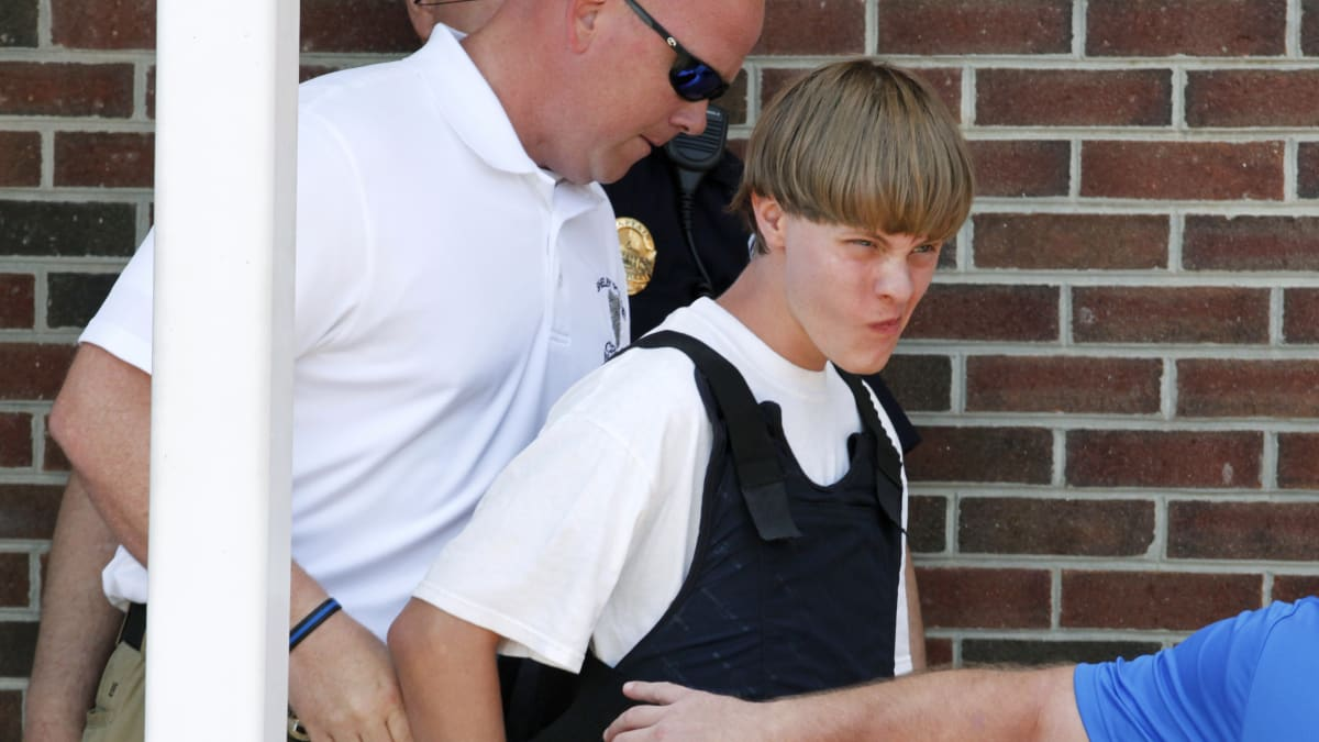 'OK' Hand Gesture, Dylann Roof Bowl Haircut, and Moon Man Wearing Sunglasses Added to ADL Hate-Symbol Registry