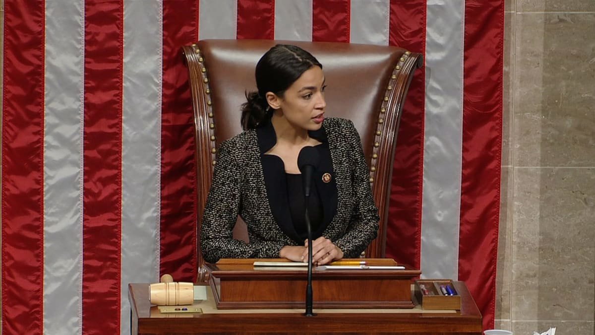 Ohio Man Called for Rep. Alexandria Ocasio-Cortez to 'Be Shot,' Illegally Stockpiled Weapons: Prosecutors