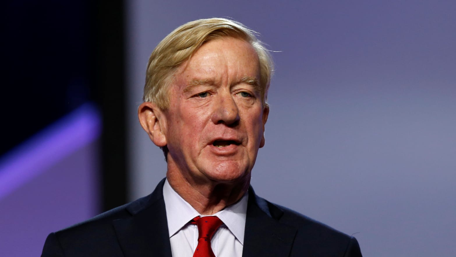 Bill Weld: Trump's 'Treason' Over Ukraine Calls for Death Penalty, Republican Primary Challenger Says