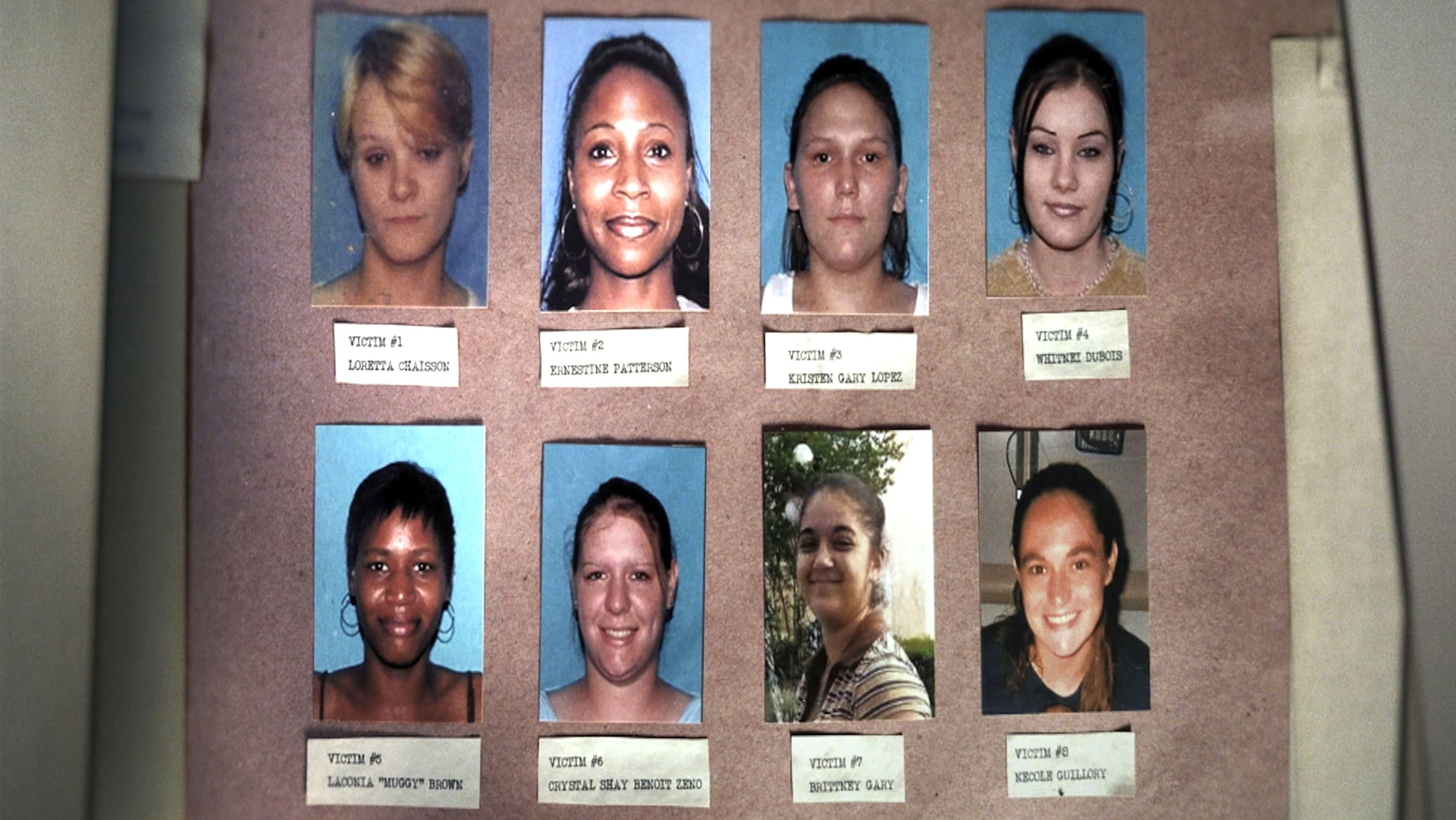 'Murder in the Bayou': Were These 8 Women Murdered by a Serial Killer-Pimp—or the Cops?