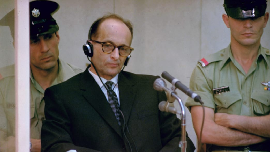 How the Israelis Captured Nazi Mastermind Adolf Eichmann