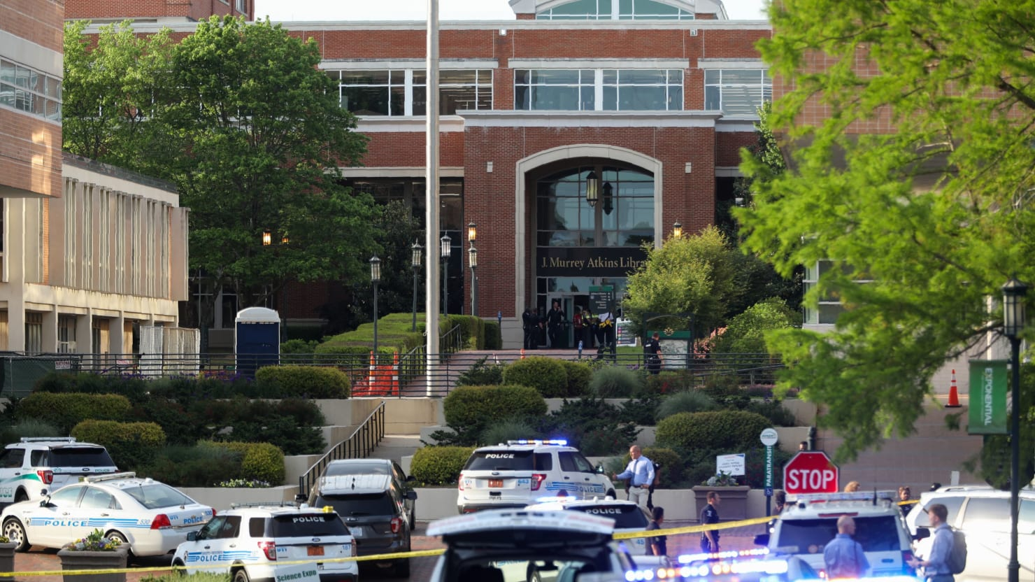 Two Dead in Shooting at University of North Carolina Charlotte